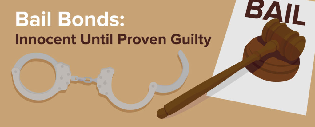 handcuffs and wooden judge gavel graphic