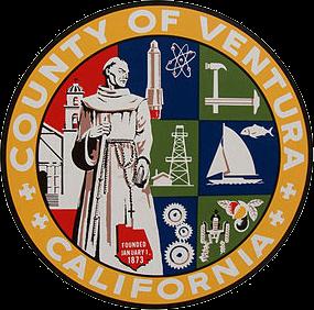 Venture county seal